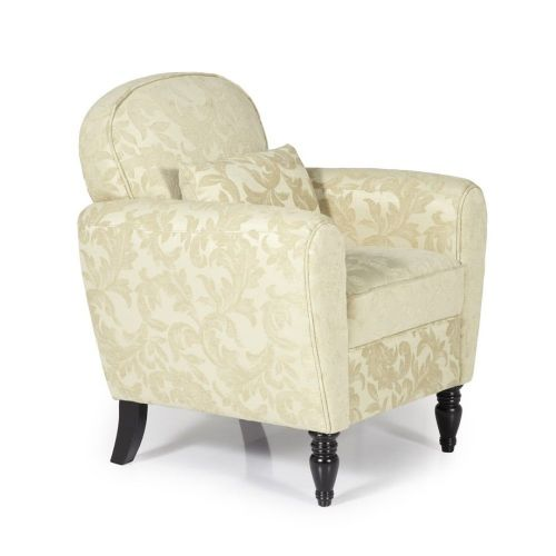 Ocassional Arden Cream Occasional Chair